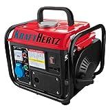Benzin Power Strom-Generator 1,47 kW (2,0 PS) KRAFTHERTZ Stromerzeuger Stromaggregat 850 Watt