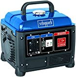 Scheppach Inverter Stromerzeuger 1200W (Notstromaggregat mit 5h Laufleistung, 4,2L Tank) - 230V Anschluss geeignet für empfindliche Geräte wie Ladegeräte, Laptops etc. - SG1200