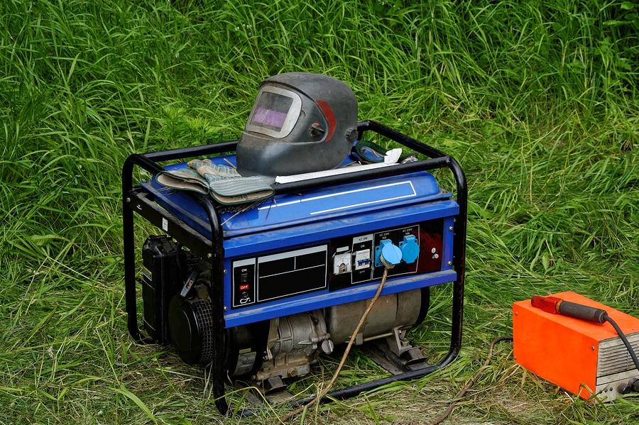 Für die Notstromversorgung und den Betrieb im Garten gedacht