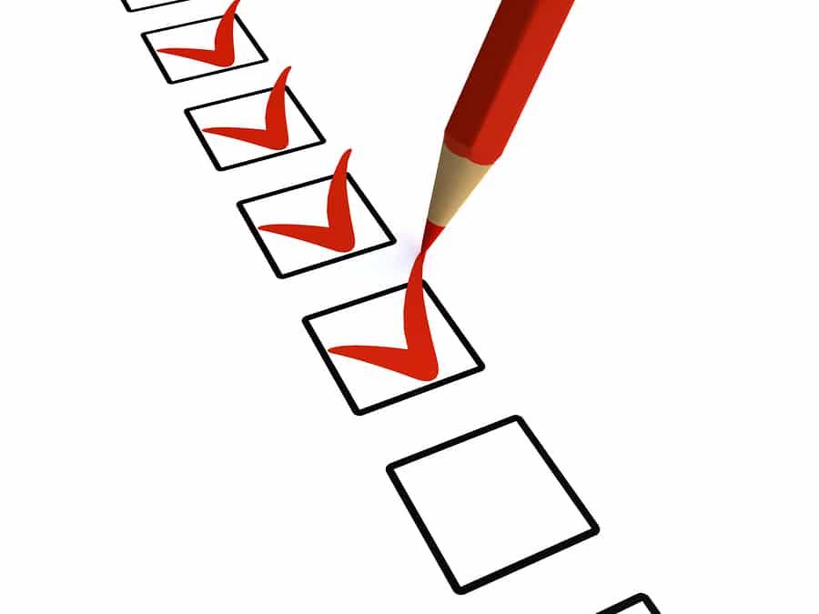 Checkliste für den Stromausfall
