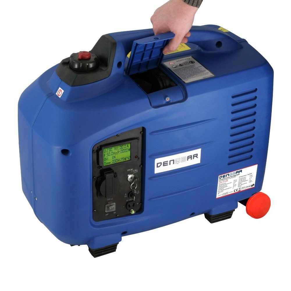 DQ2800E-denqbar Inverter Stromerzeuger