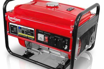 Berlan Benzin Stromerzeuger BSTE3000 – 2800 – kurz vorgestellt