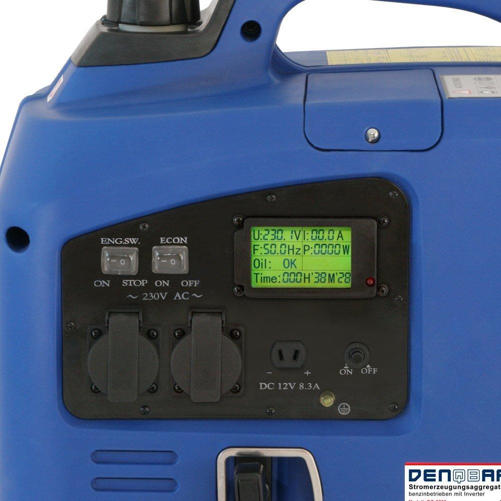 denqbar-DQ2200 Inverter Generator