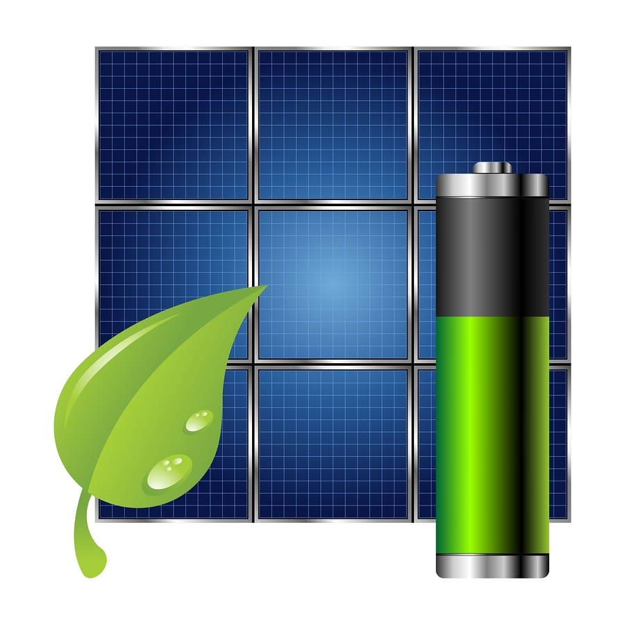 Solarladegrät