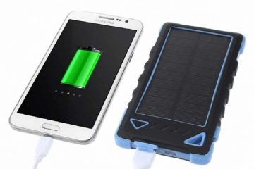 PowerLocus – Solar Power Bank