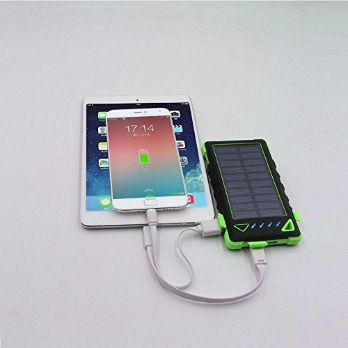Flexibel in der Anwendung - powerlocus-solar-power-bank