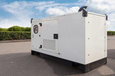 Diesel Notstromaggregate