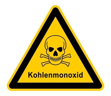 Kohlenmonoxid Warner