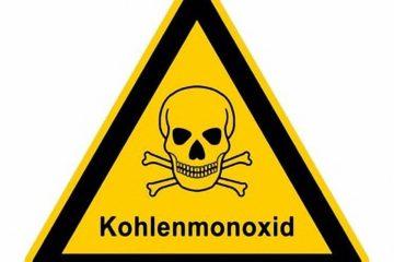 Kohlenmonoxid Warnmelder – diese Dinge sollten Sie wissen