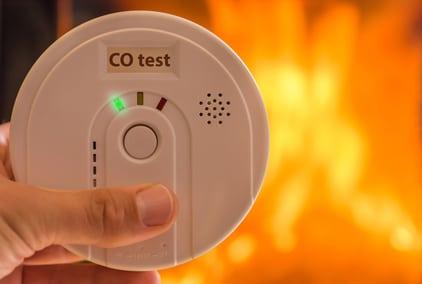 Kohlenmonoxidtester / Kohlenmonoxid Warnmelder