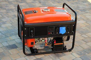 Notstromaggregat 400 V