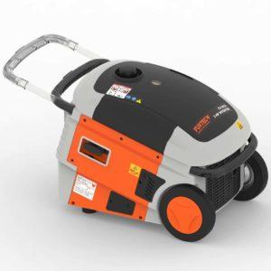 FUXTEC Inverter FX-IG13 Wechselrichter Benzin Stromerzeuger - Bild von Vorne