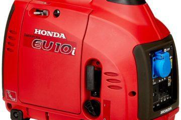 Honda Stromaggregate – Bekannte Marke, solide Technik