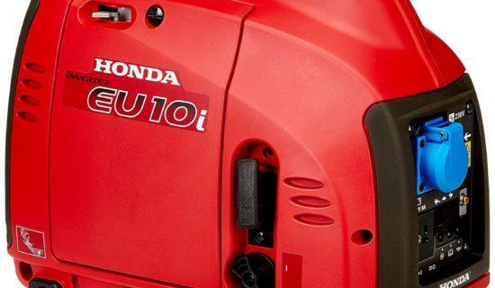 Für eine größere Ansicht klicken Sie auf das Bild Honda Campingbedarf Stromgenerator EU 10I