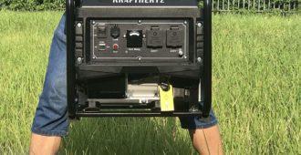 KRAFTHERTZ® 3300 Watt Inverter Stromerzeuger 1 Phase