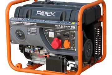 ROTEK Stromerzeuger – Hochwertige Qualität aus Österreich
