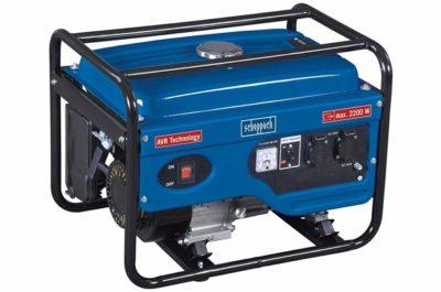 Scheppach Generator/Stromerzeuger SG2600