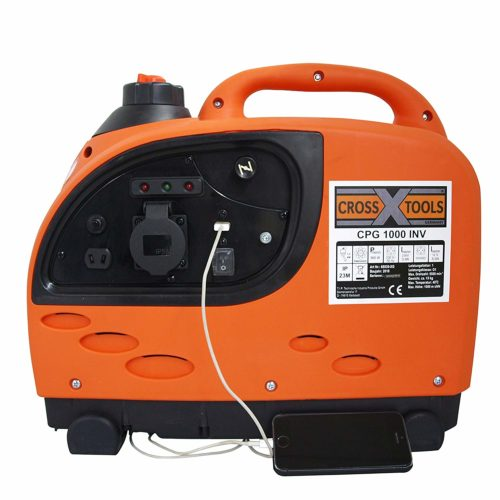 Cross Tools Inverter-Stromerzeuger