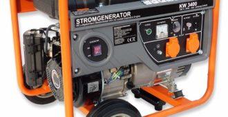 KnappWulf Stromerzeuger KW3400