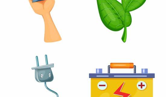 Solarakkus für die unabhängige Stromversorgung
