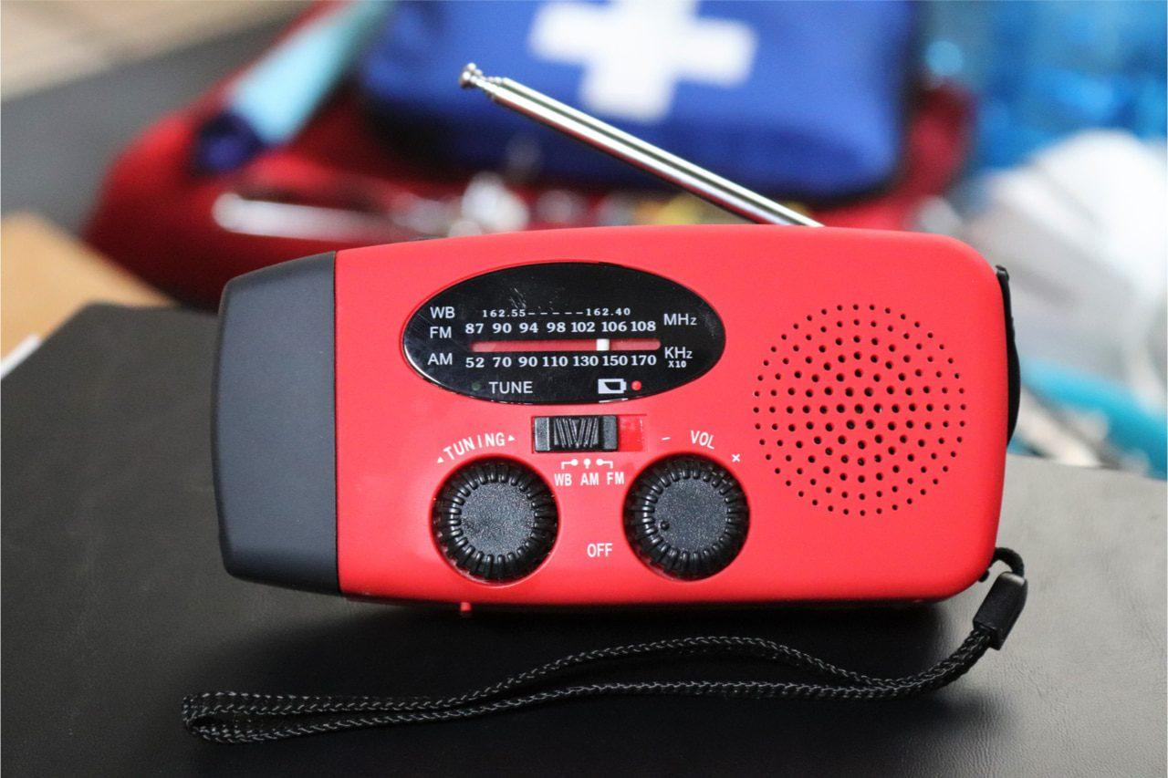 Notfallradio