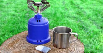 mobile Gaskocher für den Notfall